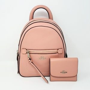 NWT Coach Backpack & Wallet